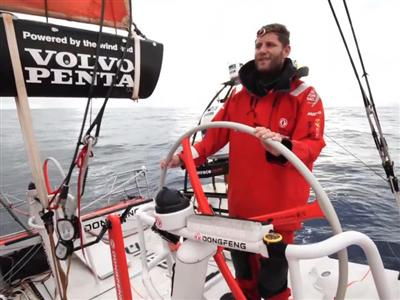 Last 36 hours at sea before the Auckland finish line