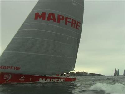 MAPFRE dominate in Newport (USA)