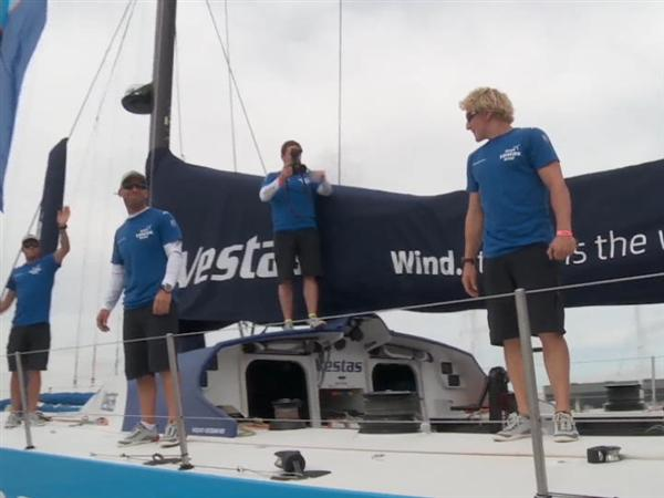 First 24H at Sea + Daily Footage Delivery Plan