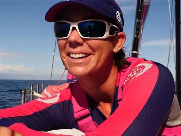 Libby Greenhalgh interview in English