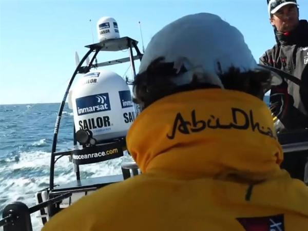 Team Brunel snatch lead - for now