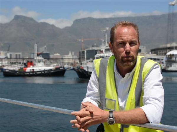 The Volvo Ocean Race in Cape Town