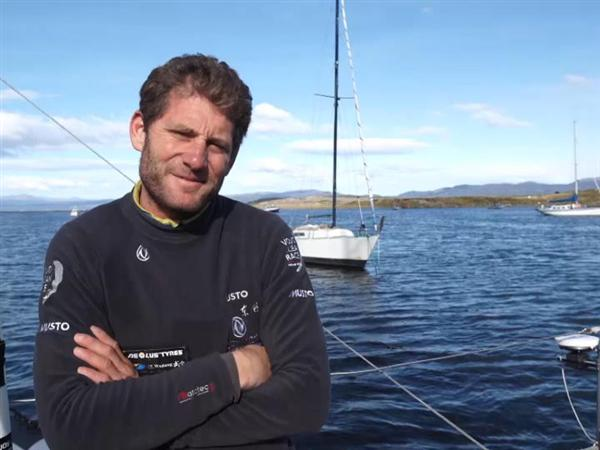 1- RETIREMENT INTERVIEW - CHARLES CAUDRELIER (FRA/SKIPPER) - ENGLISH