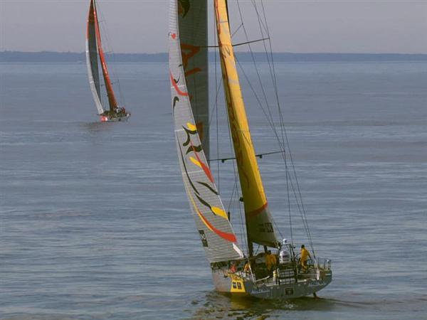 Leg 6 - A glorious comeback for Dongfeng Race Team