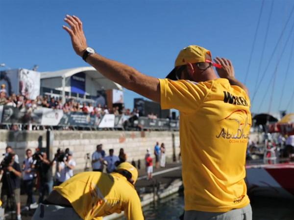 Leg 7 arrivals: Dongfeng Race Team blow chance to cut deficit at top