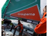 Groupama in Prime Position to Win Leg 4