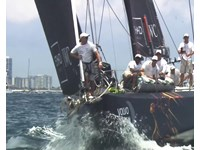 Fleet Heads off for Leg 7 from Miami