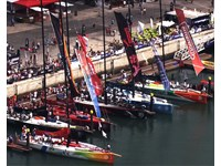 Oeiras In-Port Race Dockout Ceremony