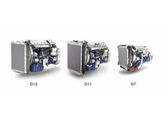 Volvo Trucks Introduces New Engine Range With More Power From Less Fuel