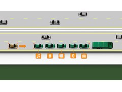 Volvo Trucks Takes the Lead with Tomorrow's Wireless Road Trains