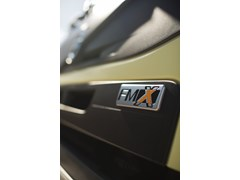 World Premiere of New Volvo FMX at Bauma