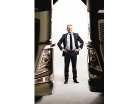 Claes Nilsson, President of Volvo Trucks