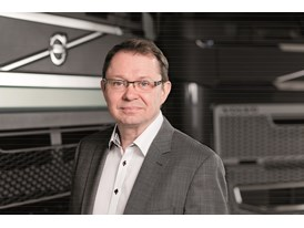 Mats Franzén, head of engine strategy at Volvo Trucks