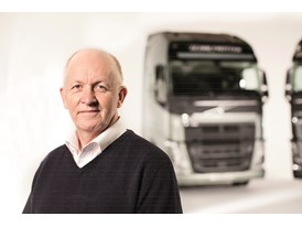 Ulf Torgilsman, crash test expert at Volvo Trucks
