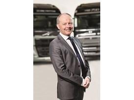 Claes Nilsson, president Volvo Trucks