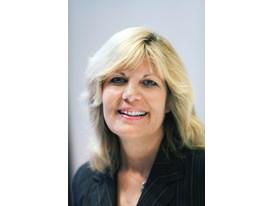 Ellen Voie, president of Women in trucking