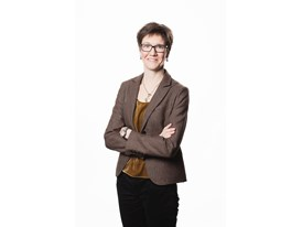 Astrid Drewsen, product manager for engines at Volvo Trucks