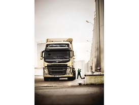 The new Volvo FM
