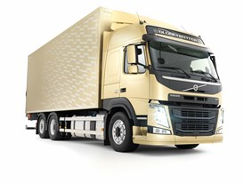 Studio image: The new Volvo FM