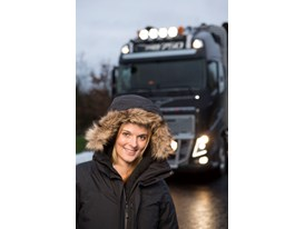 Lisa Kelly from Ice Road Truckers