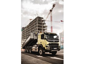 The safe new Volvo FMX