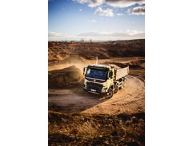New Volvo FM: Tailor-made for construction
