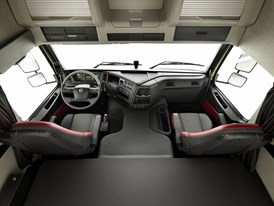 New Volvo FMX: A comfortable, ergonomic workplace