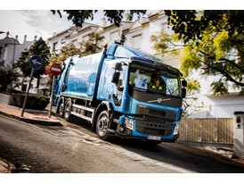 New Volvo FE- always ready for duty