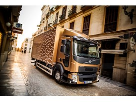 New Volvo FL - available with Euro 6 D5 and D8 engines