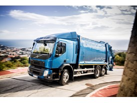 New Volvo FE- radiates premium transport efficiency