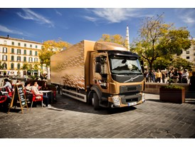 New Volvo FL - optimized for urban deliveries