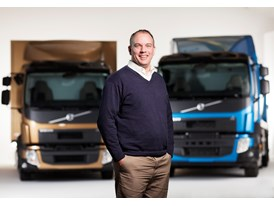 Tobias Bergman, Product Manager Distribution and Refuse Segment, Volvo Trucks