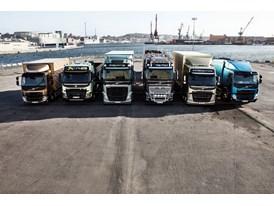 Volvo Trucks has renewed its entire truck model range in eight months 1