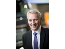 Arne Knaben, president of Volvo Group Australia