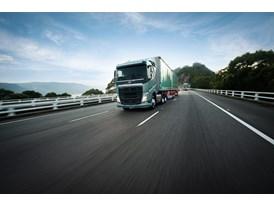 New Volvo FH in Australia
