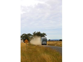 Extreme driving environment in Australia