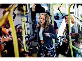 Zara Larsson Silent Bus Sessions 3