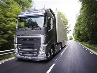 Volvo Trucks' Enhanced Powertrain Improves Performance while Cutting Fuel Consumption