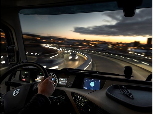 Volvo Infotainment