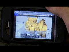 Volvo Trucks Tests Use of Smartphone Technology in their Workshops