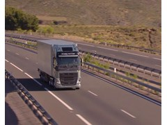 The new Volvo FH Carries Volvo Trucks into the Future