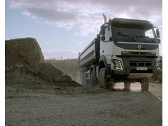The new Volvo FMX: Groundbreaking Innovations for More Efficient Construction Work