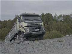 New I-Shift with crawler gears can start off from standstill with 325 tonnes