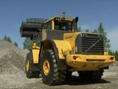 Volvo Construction Equipment Develops World's First Hybrid Wheel Loader