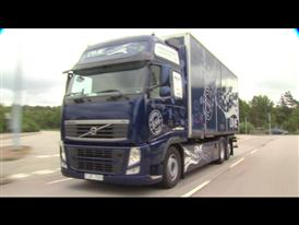 Volvo Trucks - opening the door to a non fossil transport system