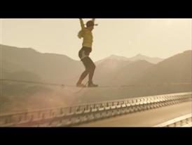 Volvo Trucks Ballerina Stunt