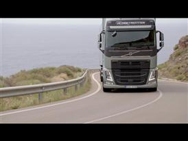 The New Volvo FH Series Running Footage