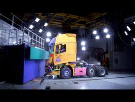 The safest Volvo ever built (without narration)