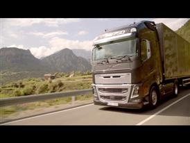 The flagship vehicle and crown jewel of Volvo Trucks