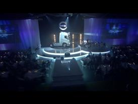 A summary of the new Volvo FH launch event (Narration and subtitles)